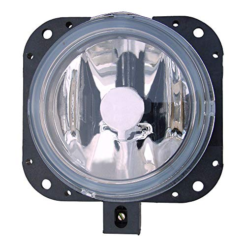 For 2002 2003 Mazda Mpv | Miata | Tribute Fog lamp Assembly Light Driver Left/Passenger Right Side Replacement MA2592104