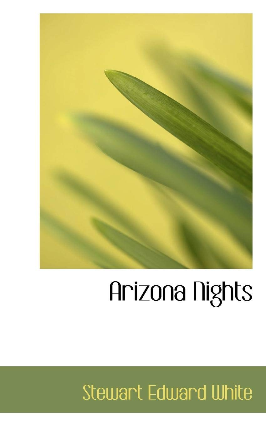 Arizona Nights by BiblioLife