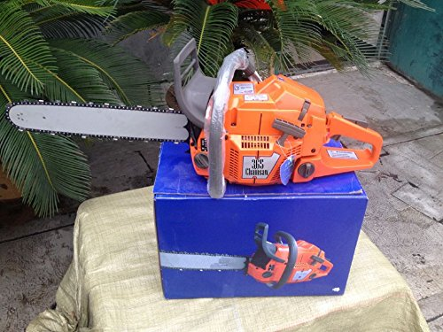 Professional wood cutter chain saw HUS 365 Gasoline CHAINSAW