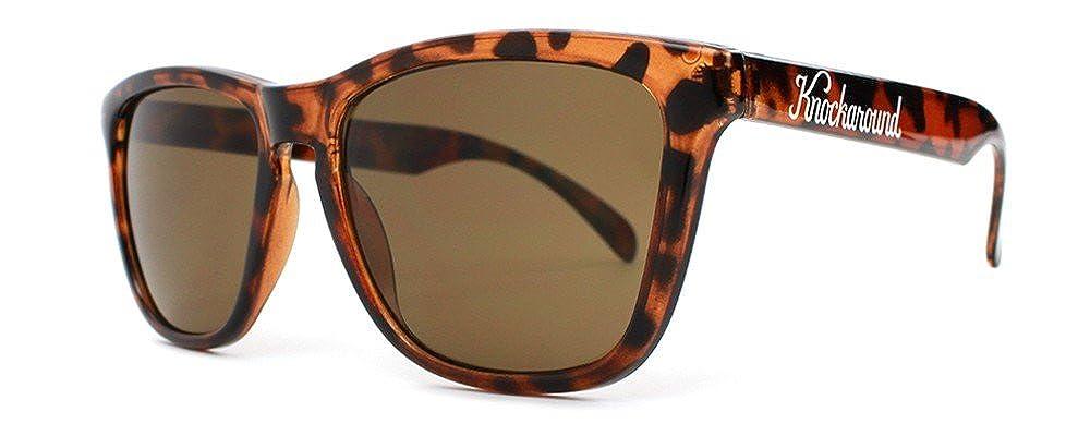 Gafas de sol Knockaround Classic Premium Glossy Tortoise Shell / Amber