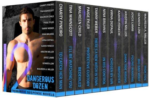 Dangerous Dozen: 12 Sexy Heroes To Die For Romantic Suspense Boxed Set