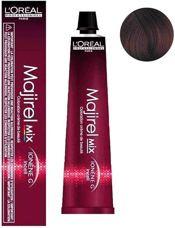 LOreal Majirel Tinte Permanente, Tono 6.41 - 50 ml