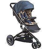 Luxury Baby Stroller Portable Lightweight Travel Strollers Easy Carry Pram High Landscape Stroller 8.9KG