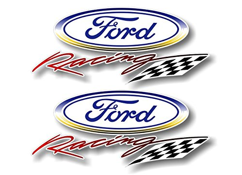 2 FORD RACING Red 12