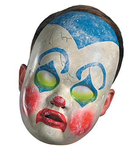 23298/16 Baby Clown Mask Possessed Dault