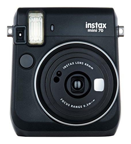 Fujifilm Instax Mini 70 - Instant Film Camera (Black) [並行輸入品]   B079FQ62CM
