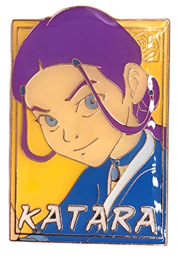 Pastel Katara - Avatar: The Last Airbender Collectible Pin (Avatar The Last Airbender Katara And Toph)