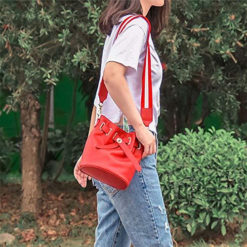 Messager Décontracté Mode Sac Sac Bandoulière Red Sac Sac à Sac Bandoulière Sauvage à SSDJB Bandoulière Féminine Main à pqR7dxpa