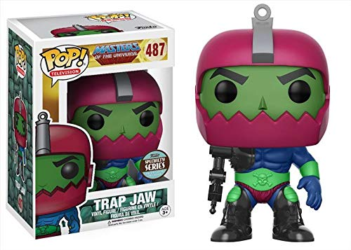 Funko POP! Specialty Series Masters of the Universe Trap Jaw (Trap Master Pack)