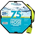 2-Pack Sun Joe AJEXH75-SJG Aqua Joe 75 Foot Expandable Hose