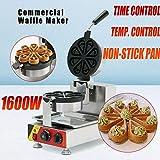 TFCFL Stainless Dutch Pancake Maker ,Mini Nonstick