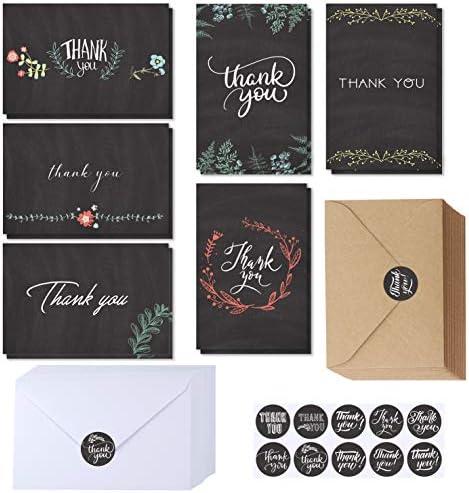 Envelopes Stickers Designs Chalkboard Vintage product image