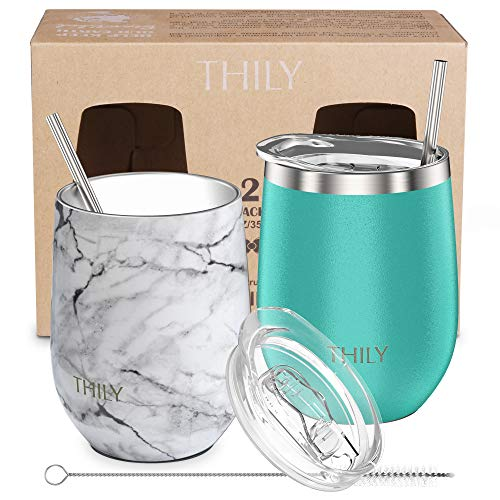 Stainless Steel Stemless Wine