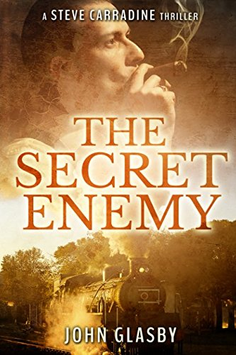 The Secret Enemy (A Steve Carradine Thriller) pdf epub