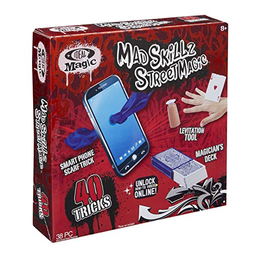 Ideal Magic Mad Skillz Street Magic Toy, Assorted ()