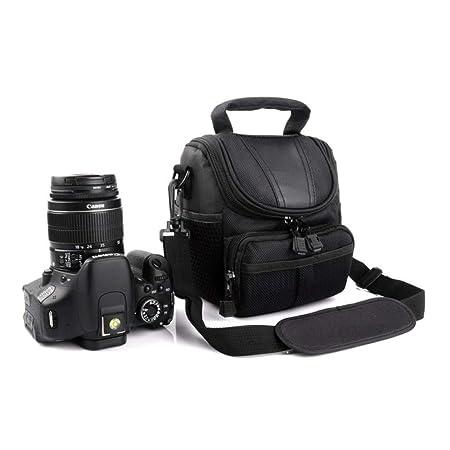 DIODIOR Bolso de la Caja de la cámara para Canon EOS 5D 80D 60D ...