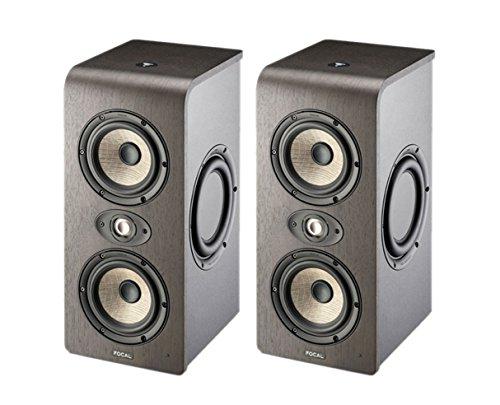 2x Focal Shape Twin Active Speaker Pair Powered Studio Monitor PROAUDIOSTAR