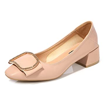 Zapatos Casuales De Las Mujeres Rhinestone Zapatos De Boda Zapatos De Tacón Alto Profesionales Zapatos Planos