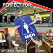 Lucky Line Restroom Identifier Restaurant 3