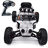 YJ.GWL RC Car, All Terrain Remote Control 1:12 Scale High-Speed Race Car, Offroad 2.4Ghz 4WD Remote Control Monster Truck