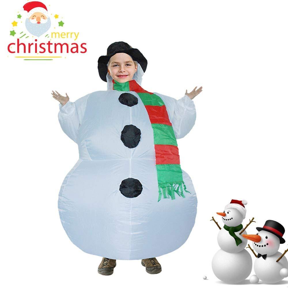 Amazon.com: CMrtew - Disfraz hinchable de Navidad para ...