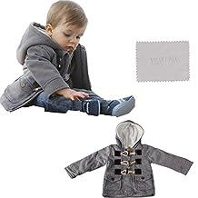 xhorizon TM FL T178 Toddler Baby Boys Coat 3M-3Y Winter