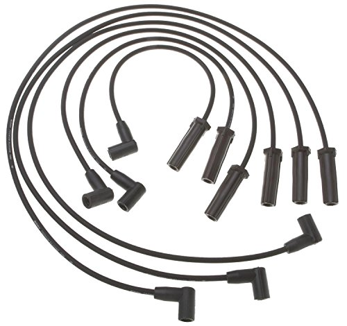 ACDelco 9746DD Professional Spark Plug Wire Set