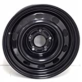 Dodge Ram 1500 Truck 17 Inch 5 Lug Steel Rim/17x7 5-139.7 Black Steel Wheel