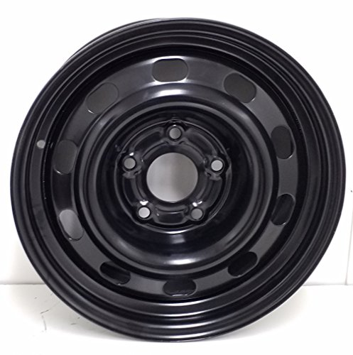 Dodge Ram 1500 Truck 17 Inch 5 Lug Steel Rim/17×7 5-139.7 Black Steel Wheel