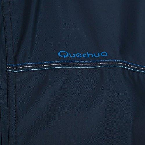 Quechua raincut Zip Jacke (Navy) X-Large