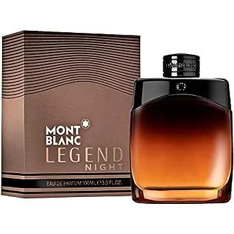 MONTBLANC Legend Night Eau De Parfum, 3.3 Fl Oz