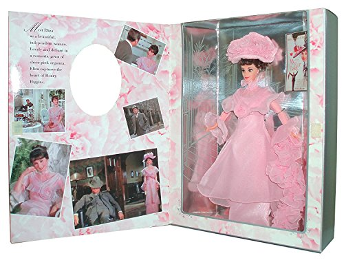 Barbie Hollywood Legends Collection - Eliza Doolittle in My Fair Lady in Pink Organza Gown  ()