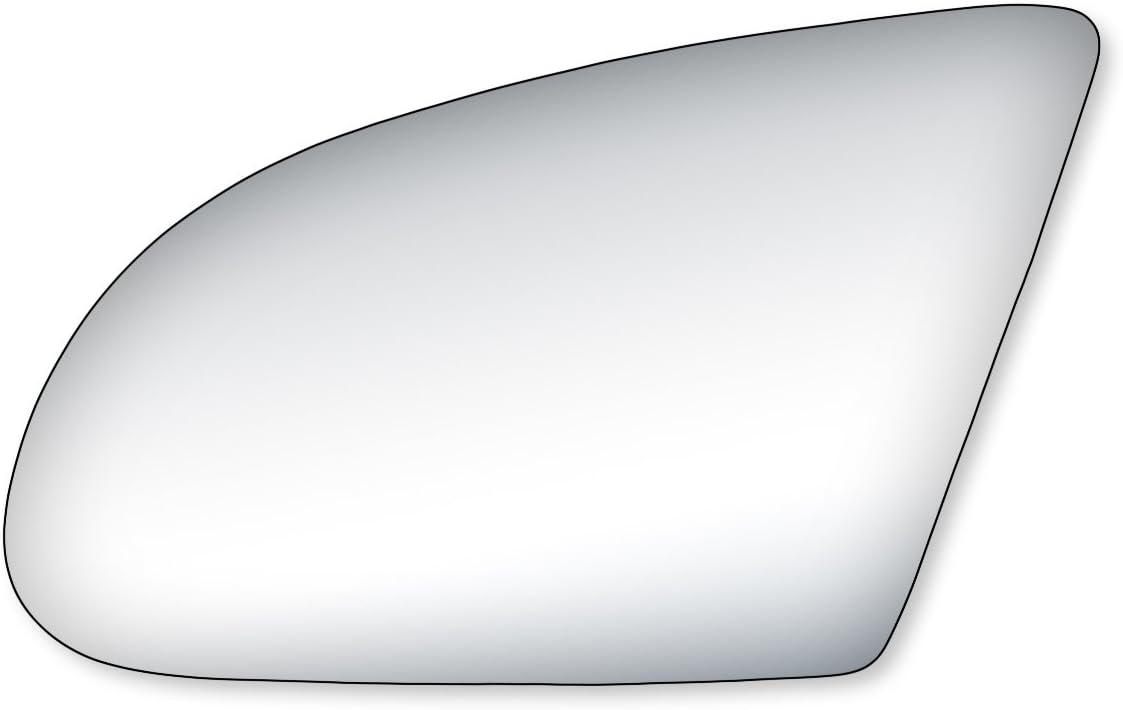 NEW Mirror Glass ADHESIVE 89-97 THUNDERBIRD COUGAR Passenger Right Side RH