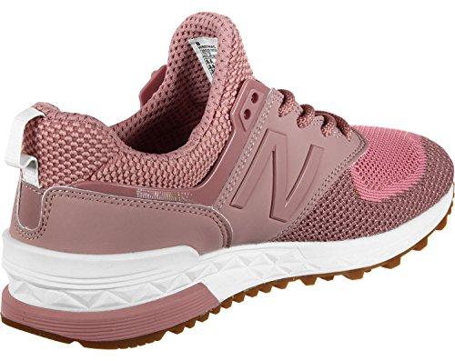 Balance Donna New Pink Sneaker Ms574 Rosa 6dwAzq