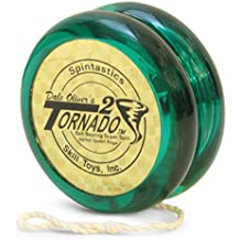 Spintastics Tornado 2 Ball Bearing Pro Yoyo (green)