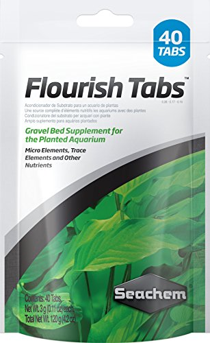 Seachem Flourish Tabs 40 Count