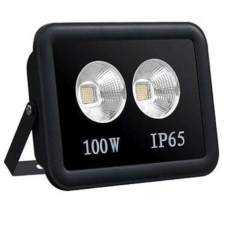 Foco Proyector LED Iluminación Exterior Sensor Movimiento ...