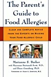 The Parent's Guide to Food Allergies, Marianne S. Barber and Elinor Greenberg, 0805066004