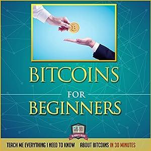 Bitcoins for Beginners Audiobook