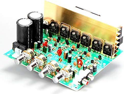 DX-2.1チャンネルハイパワーアンプボードサブウーファーDIY完成ボード