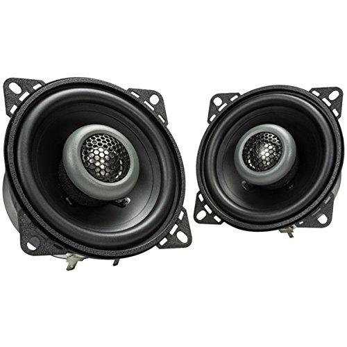 MB Quart FKB110 Formula 4 Inch 2-Way Coaxial Car Speakers, 12.20in. x 6.20in. x 2.90in.