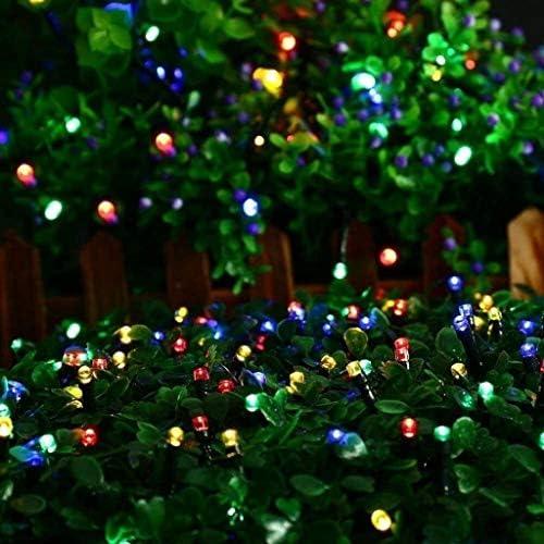 LIFEIYAN Outdoor-Schnur-Licht Mit 10m-300m 100-3000 Lichtern 8 Modi Lichterketten, 220V Niederspannungs-Sicherheits Lichterketten, Im Freien Wasserdichten Weihnachts Halloween Garten Beleuchtung Girla