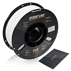 OVERTURE PLA Filament 1.75mm with 3D Bui...