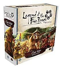 Since the launch of Legend of the Five Rings: The Card Game, the Great Clans of Rokugan have teetered on a precarious ledge. Now, in one night, that ledge has given way. New alliances have been formed, old rivalries have been ignited, and the...