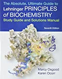 img - for Absolute, Ultimate Guide to Principles of Biochemistry Study Guide and Solutions Manual book / textbook / text book