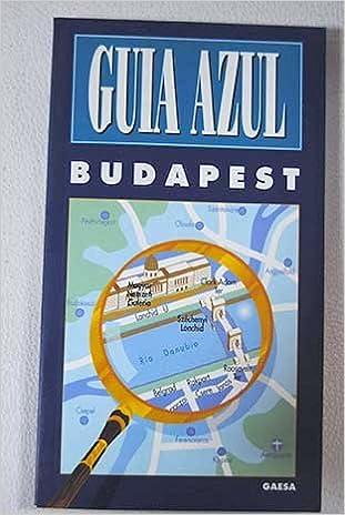Budapest. guia azul: Amazon.es: Libros