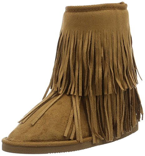 Canadians Women's Ankle Boots Beige (400 Beige) uMuwAPt