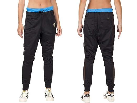 Pantalones adidas - Loose Rita Ora Negro/Azul Sol/Rojo Sol ...