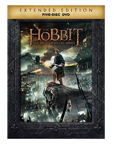 - The Hobbit: The Battle of the Five Armies (Extended Edition)