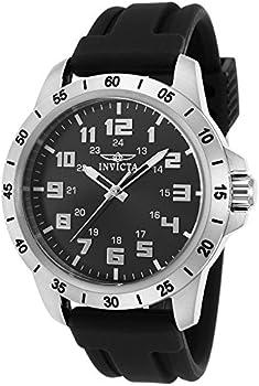 Invicta Men's Polyurethane Watch